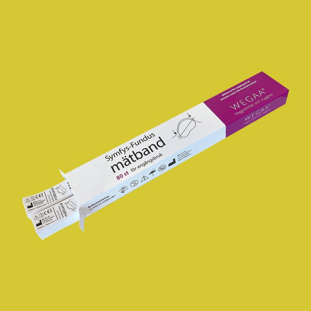 Symphys-Fundus measuring tape Stomach